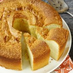 Sour Cream Pound Cake Recipe