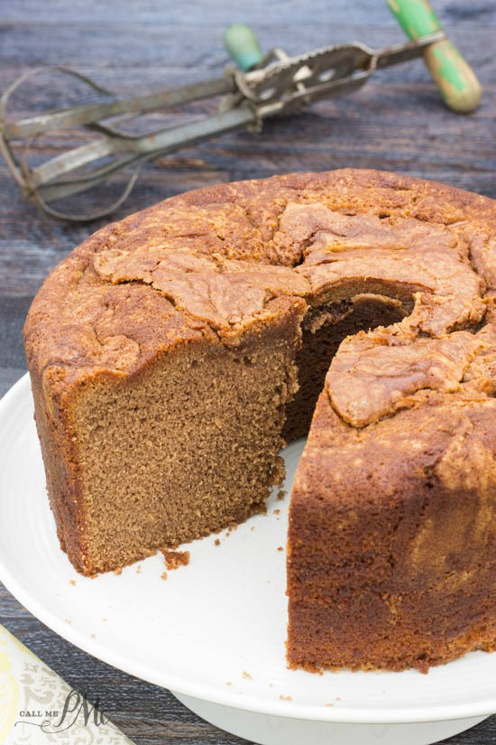 Chocolate Pound Cake 4w