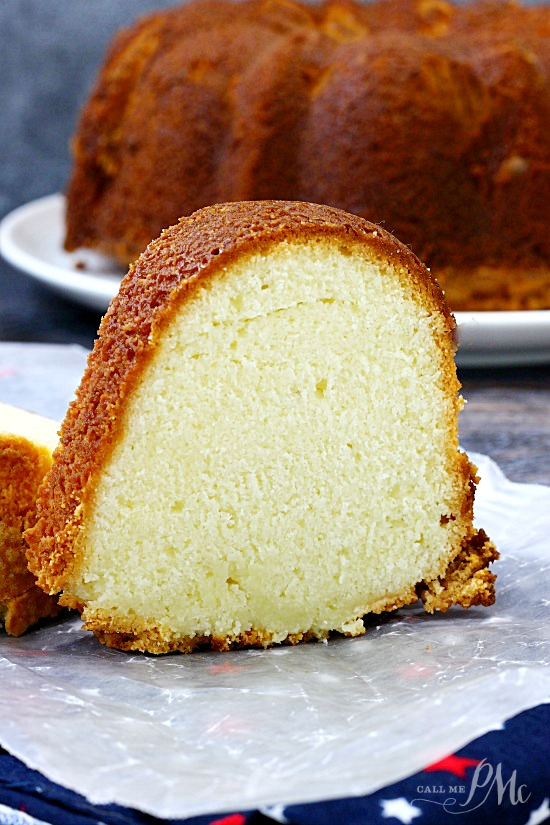 How To Make Moist Cream Cheese Pound Cake