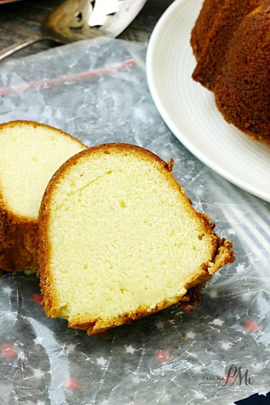 Very Moist Lemon Cake