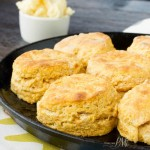 Old Fashioned Homemade Sweet Potato Biscuits