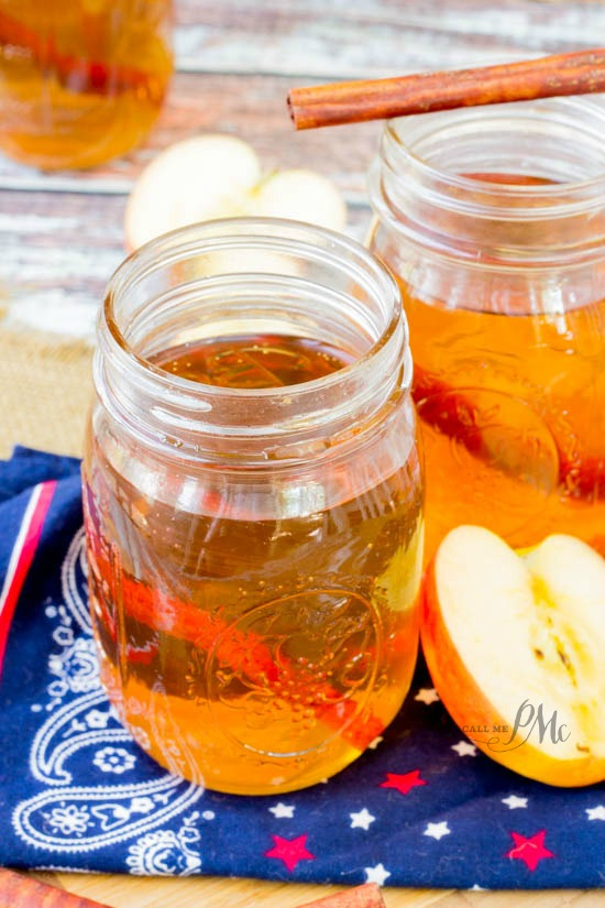 Quick Apple Pie Moonshine A Fun Tail Reminiscent Of Years Past This Recipe However Is Made Quickly And Easily It S Slightly Sweet Full