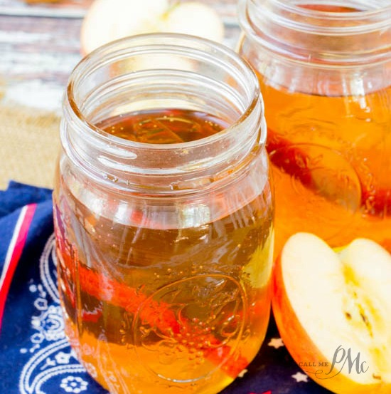 Quick Apple Pie Moonshine