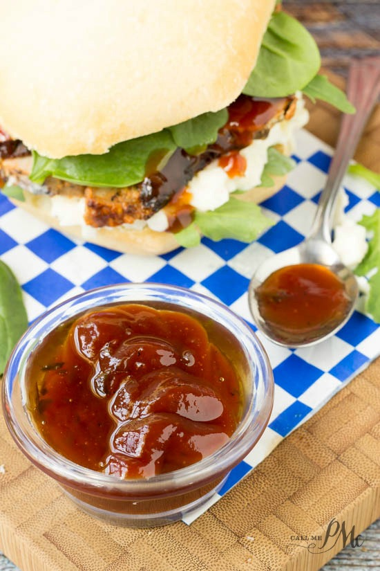 Pork Tenderloin Sliders with Bourbon Peach BBQ Sauce