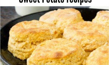 20+ Sweet Potato Recipes