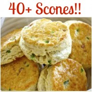 40+ Mouth-watering Scones