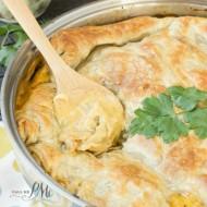 Chicken Broccoli Puff Pastry Pot Pie Recipe