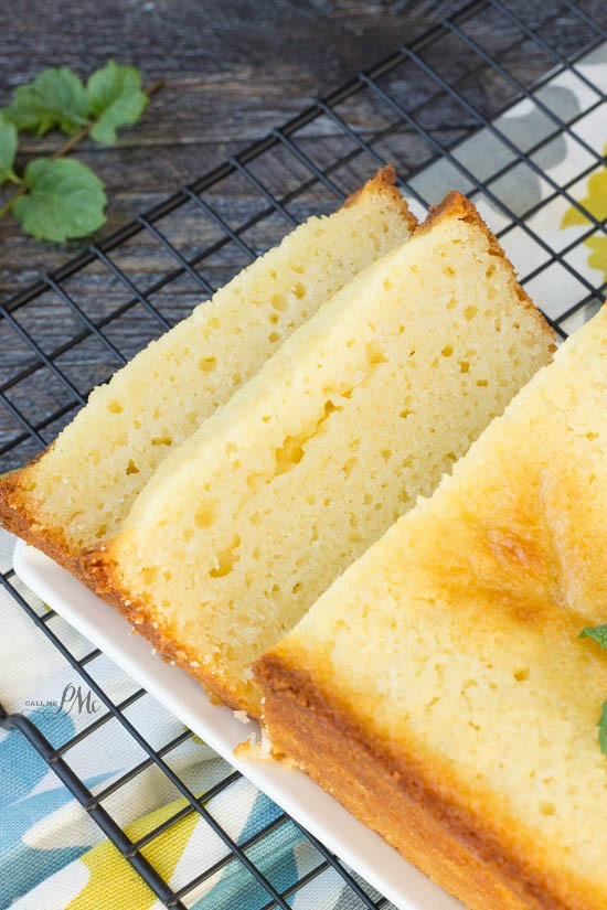Classic Ricotta Pound Cake recipe This is one of the BEST pound cakes I have EVER put in my mouth
