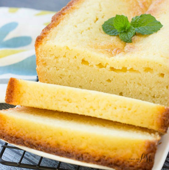 Classic Ricotta Pound Cake recipe is a pound cake winner!