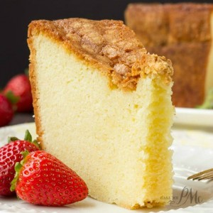 Mile High Pound Cake s