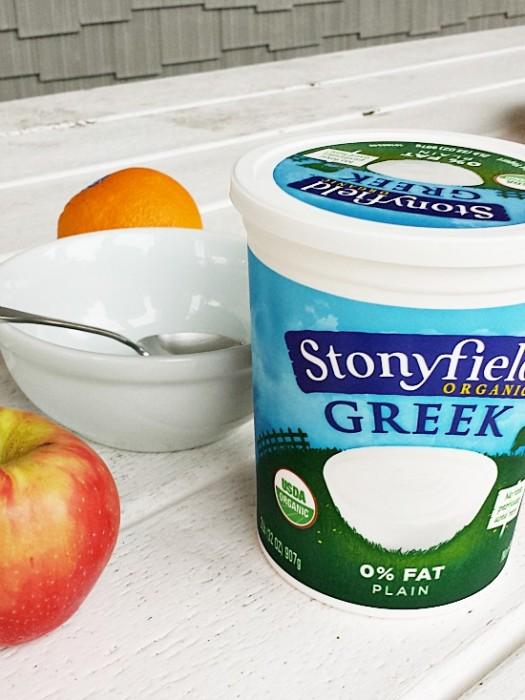 Stonyfield #blognbeachretreat