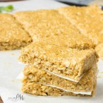 Three Ingredient No Bake Peanut Butter Cookies s
