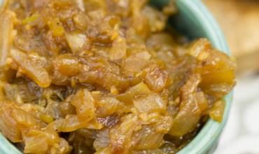 Caramelized Sweet Onion Jam