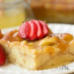 Dunkin Donuts® Bread Pudding