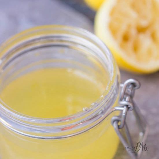 Easiest Lemon Dessert Sauce s