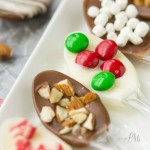 How To Make Chocolate Covered Spoons sf