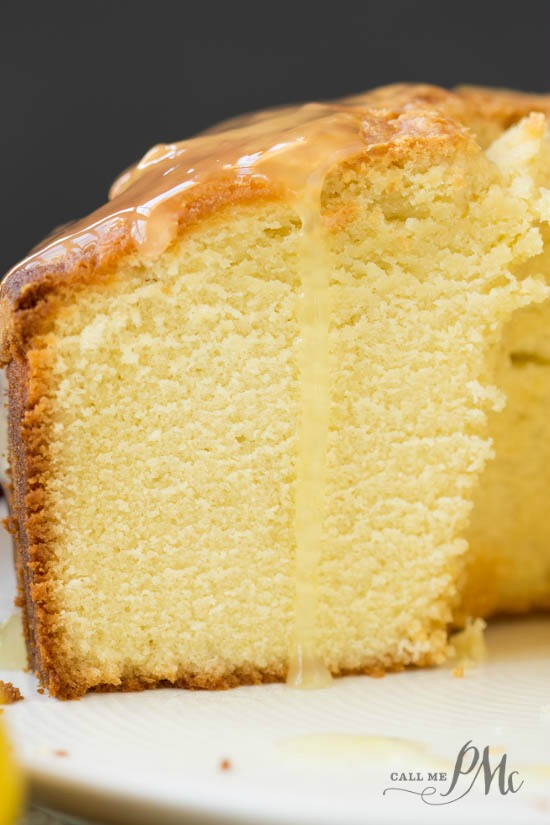 Old Fashioned Blue Ribbon Pound Cake recipe has a moist and tender crumb. It's buttery, soft and delectable.