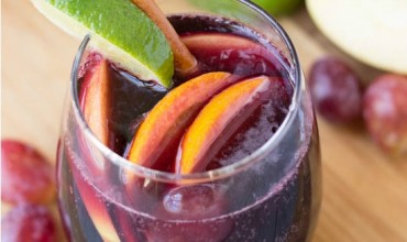 Red Wine Citrus Sangria