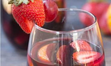 Strawberry Citrus Sangria