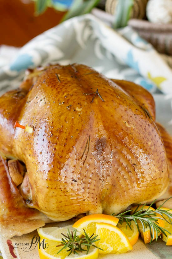 The Ultimate Smoked Turkey Recipe - Start a new tradition this holiday season when you cook your holiday dinner in a smoker. Smoked turkeys and other foods come out juicy, tender and delicious