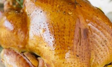 Ultimate Smoked Turkey Recipe