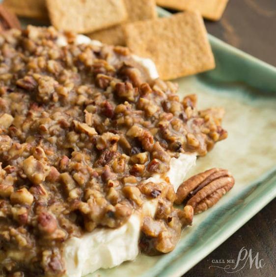 French Quarter Pecan Cheese Spread Recipe f