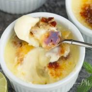 Key Lime Cheesecake Creme Brulee Recipe