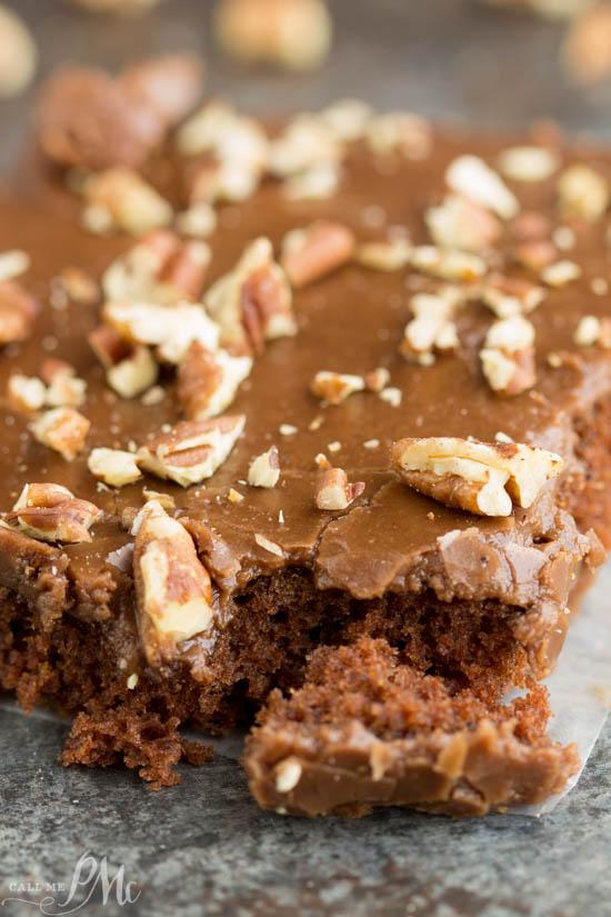 Dr Pepper Texas Chocolate Cake Recipe