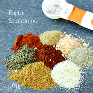 Fajita Seasoning s