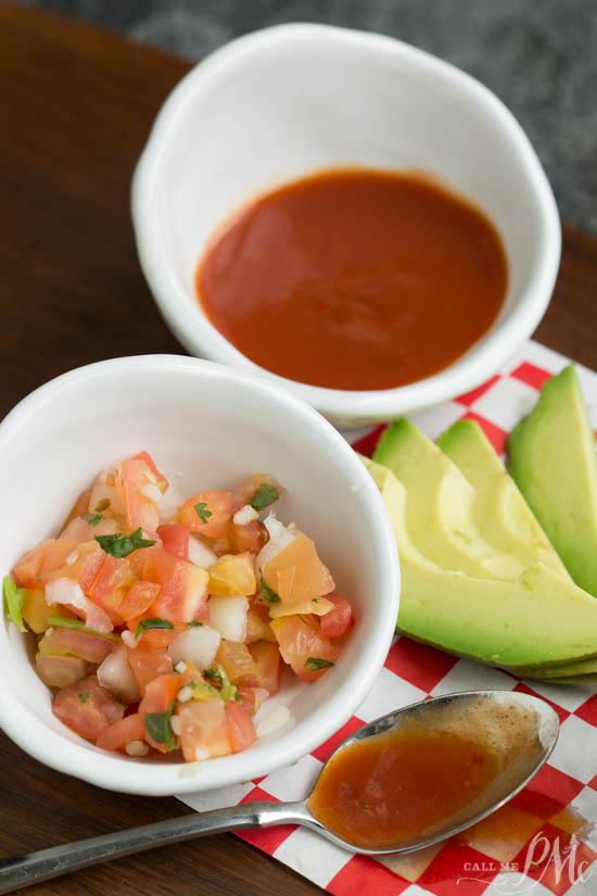 Authentic Pico De Gallo Recipe is fresh and bright and loaded with cilantro.