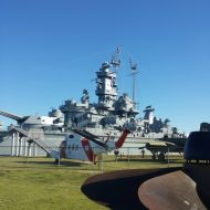 USS Alabama Battleship Park and Mobile Bay