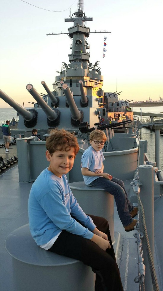 USS Alabama Battleship Park