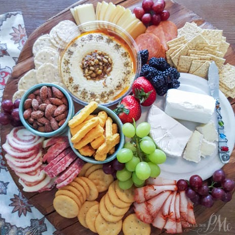 I want to teach you How to Assemble a Charcuterie Platter. It is not difficult, but a few basic rules. A Charcuterie platter is an easy and elegant way to entertain especially if you have last minute guests without much time to cook anything.