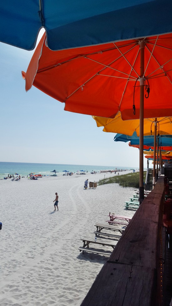 Pompano Joe's beach view