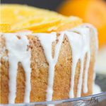 Old Fashioned Buttermilk Orange Juice Pound Cake recipe