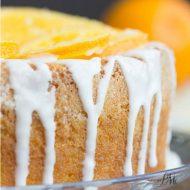Old Fashioned Buttermilk Orange Juice Pound Cake recipe