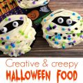 Creative Creepy Halloween Food