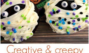 Creative Creepy Halloween Food
