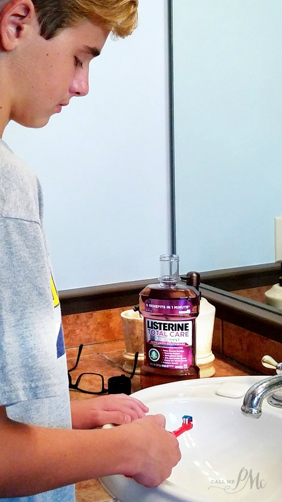 LISTERINE® BoldPercent BRING OUT THE BOLD™ campaign AD
