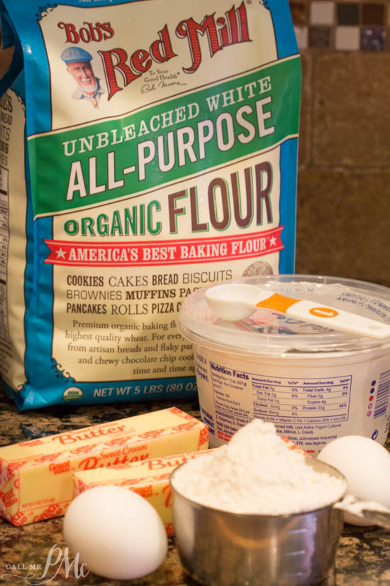 Bob's Red Mill Organic All Purpose flour