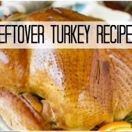 How to Enjoy Leftover Turkey