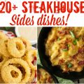 Classic Steakhouse Sides
