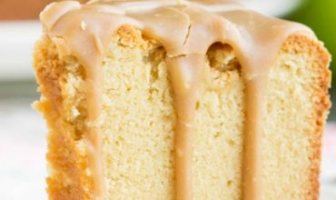 Cold Oven Brown Sugar Whipping Cream Pound Cake