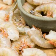 How to Peel and Devein Raw Shrimp