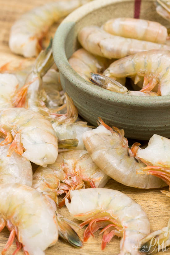 The American Shrimp Company large wild caught shrimp