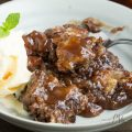 McCarty's Gallery Restaurant Chocolate Cobbler