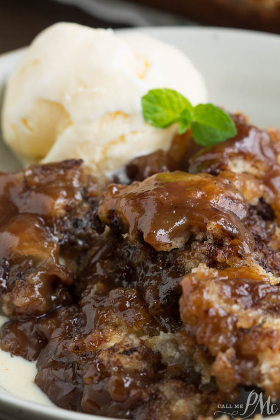 McCarty's Gallery Restaurant Chocolate Cobbler has a buttery, tender crust and a melt-in-your-mouth chocolate sauce. This is a simple layered dessert that's easy as 1 2 3.