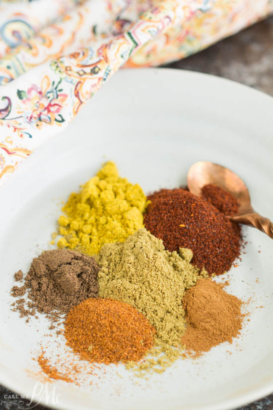Jamaican Jerk Seasoning Blend has a nice spicy kick with a slightly sweet hint to it.