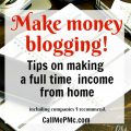 How to Make Money Blogging