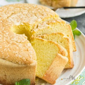 A great use of leftover egg yolks, Twelve Yolk Pound Cake, is golden and buttery. A great basic cake that's not overly sweet. Serve this with a good vanilla ice cream and rich caramel sauce.